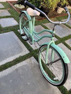 Mint green beach cruiser bike for Sale in San Diego, CA
