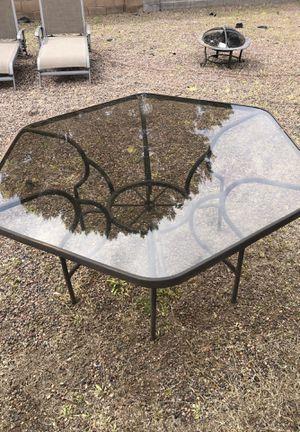 Patio Table $10 for Sale in Phoenix, AZ