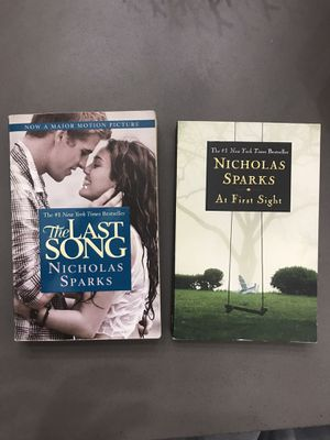 Nicholas Sparks books for Sale in Citrus Heights, CA