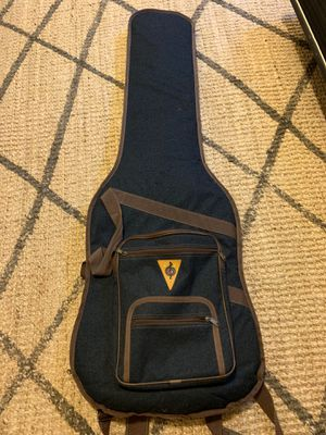 Durable and soft BASS guitar bag for sale for Sale in Takoma Park, MD