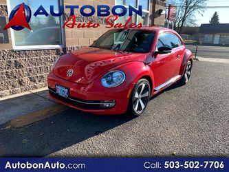 2012 Volkswagen Beetle for Sale in Portland,  OR