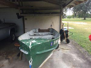 14 ft John boat for Sale in Saint Cloud, FL