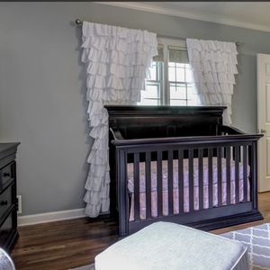 High End Covertible Crib And Dresser Set for Sale in Marietta, GA