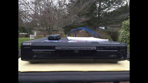 Sony CD/DVD Player for Sale in Everett, WA