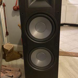 Klipsch Icon FloorStanding speakers/Yamaha/Onkyo for Sale in Queens, NY