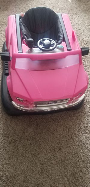 Bright Starts - Ford F150 Baby Walker, Pink for Sale in Grape Creek, TX