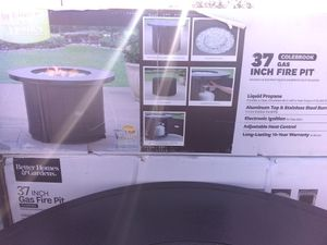Gas fire pit with electric ignition for Sale in Madison Heights, VA