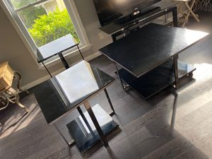 Coffee and end table set for Sale in Nashville, TN