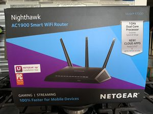 Nighthawk WiFi router for Sale in Des Plaines, IL