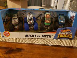 Monster truck might vs myth for Sale in Belton, SC