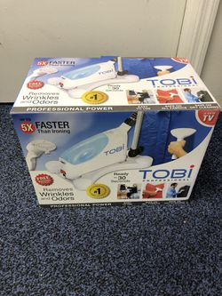 Tobi professional steam cleaner for Sale in Clermont,  FL