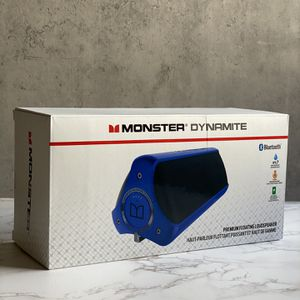 Monster Dynamite Bluetooth Brand New for Sale in South El Monte, CA