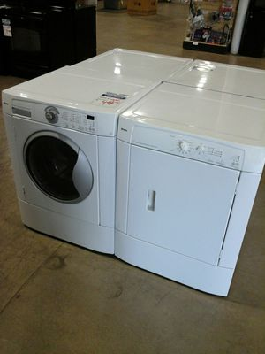 Kenmore washer dryer set front load tested #Affordable82 for Sale in Denver, CO