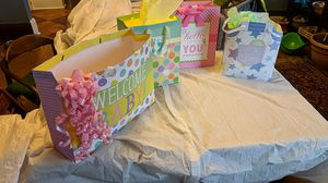 Baby shower gift bags for Sale in St. Louis, MO