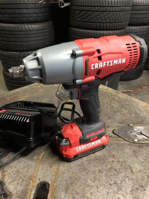 Craftsman cordless impact wrench for Sale in Mableton, GA