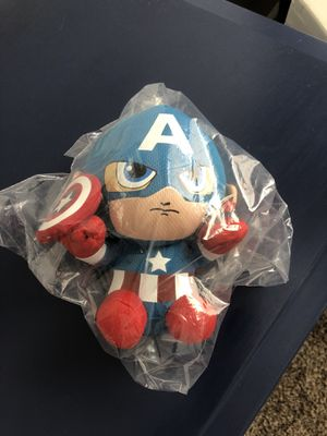 Ty Captain America for Sale in Phoenix, AZ