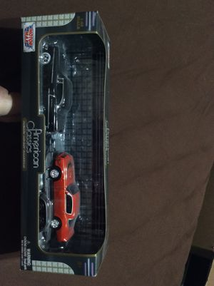 American classics 1:43 scale 1955 Chevy Bel Air w/ 1977 Firebird on trailer for Sale in Fresno, CA