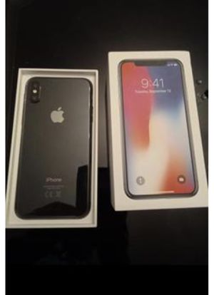 iPhone X Max Plus 256G for Sale in Riverdale, GA