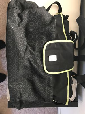 Carters diaper bag, used, good shape for Sale in Bothell, WA