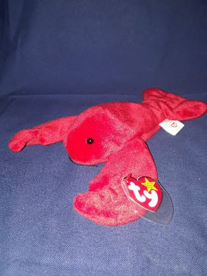 Pinchers rare beanie baby for Sale in Peoria, IL