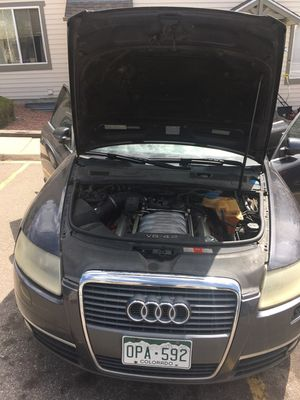 190k miles 2005 Audi A6 V8 4.6L for Sale in Aurora, CO