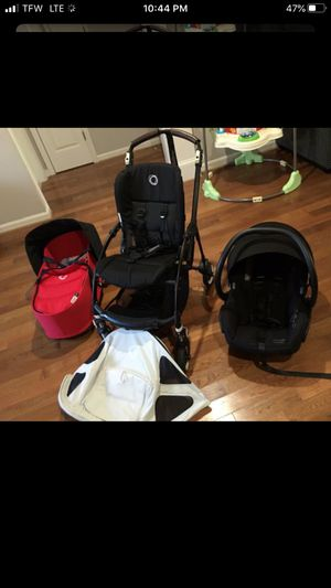 bugaboo bee travel system for Sale in Spartanburg, SC