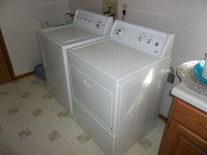 Washer and dryer Kenmore for Sale in Plano, TX