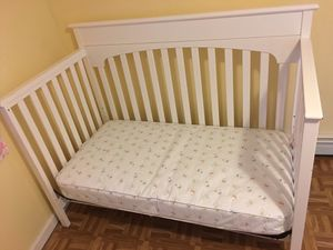 Kids bed with mattress for Sale in Manassas, VA