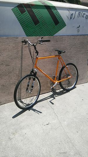 Bike stump jumper frame size 22 tires 26 all work for Sale in Los Angeles, CA