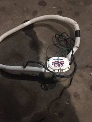 Automatic bildge pump for Sale in Lincoln, RI