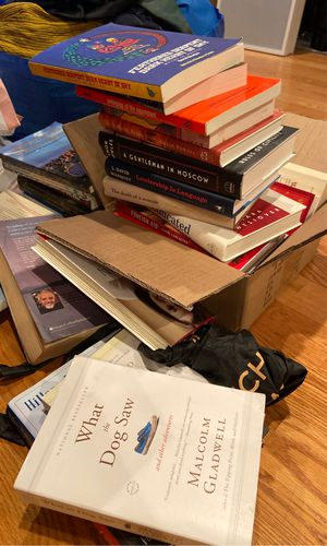 FREE books for Sale in Washington, DC