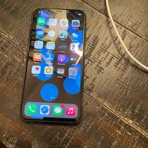 iPhone X Unlocked for Sale in Garden Grove, CA