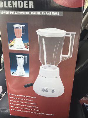 RV Blender 12 V for Sale in Lakeland, FL