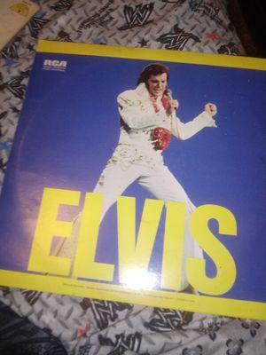 Elvis Presley: Elvis Double LP Vinyl Record - DPL2-0056(e) for Sale in Pekin, IL