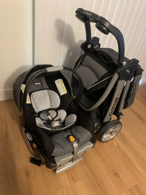 Chicco Bravo Trio travel system for Sale in Joint Base Lewis-McChord, WA