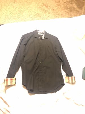 Burberry men shirt size S for Sale in San Diego, CA
