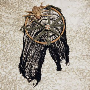 Handmade Halloween Spider Web Wall Decor for Sale in Tampa, FL