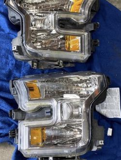 OEM Headlights F-150 for Sale in Puyallup,  WA