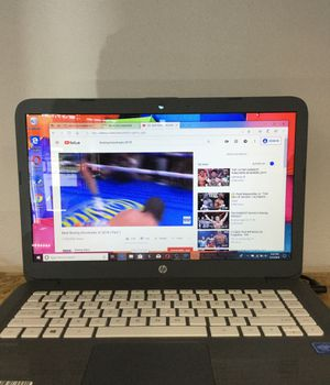 Hp stream notebook for Sale in Mesquite, TX