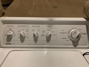 Kenmore washer and Dryer for Sale in El Paso, TX