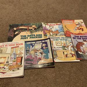 Calvin And Hobbes Comic Euc for Sale in Sacramento, CA