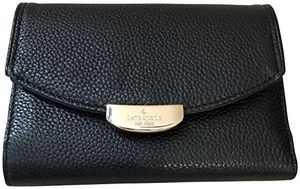 NWT*Kate Spade*New York Pebbled Leather Wallet *Black Serious inquires only please Low offers will be ignored Pick up location in the city of Pico for Sale in Pico Rivera, CA
