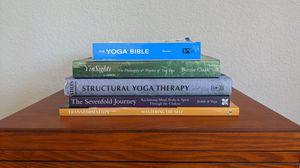 5 Yoga Books for Sale in Rio Linda, CA