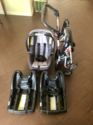 Graco car seat bundle for Sale in Bakersfield, CA