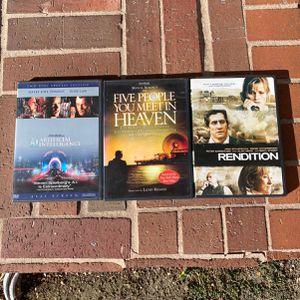 DVD Lot Star Trek, Aviator, Lake House, Davinci Deception, Rendition, Etc for Sale in Yorba Linda, CA