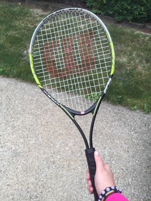 tennis racket for Sale in North Olmsted, OH