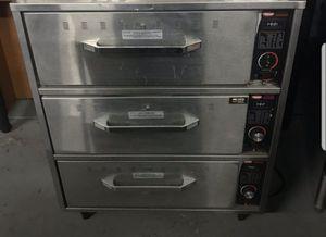 Large Restaurant 3-Drawer Food Warmer on Wheels! for Sale in Cedar Hill, TX
