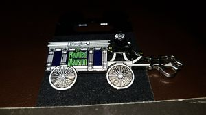 DISNEY DLR EXCLUSIVELY THE HAUNTED MANSION HEARSE PIN for Sale in Beaumont, CA