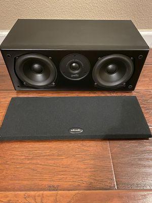 POLK AUDIO CS-245 Center Channel Speaker for Sale in Azusa, CA