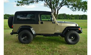 AlwaysGaraged2005 Jeep Wrangler TJ Unlimited (LJSmartChoice for Sale in Cleveland, OH